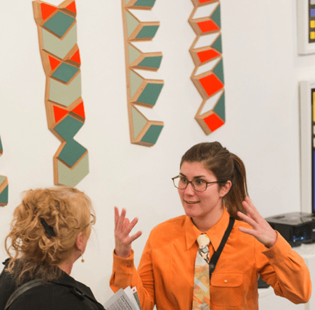 Geraldine Peclard talks to Julie Behseta, Slow Textiles Group, 2012
