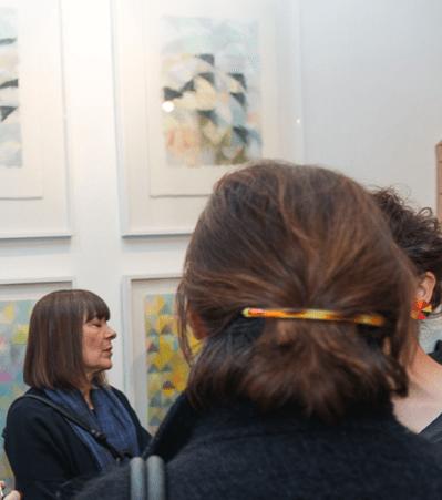 Joanna Bowring, The Geometrics, 2013