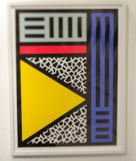 Camille Walala, The Geometrics, 2014