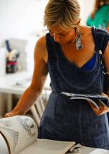 Katie Faddy, Slow Textiles Group, 2014