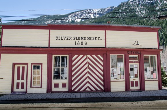 Silver Plume Hose Company/City Hall710 Main StreetOriginally, home of the Silver Plume volunteer Fire Department. Now serves as City Hall.