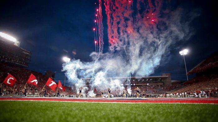 UA Wildcats game at Arizona Stadium