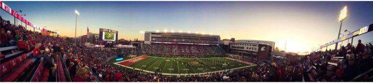 WSU Cougars football stadium