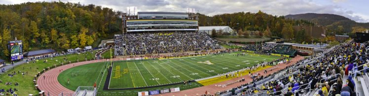 Kidd Brewer Stadium App State Mountaineers