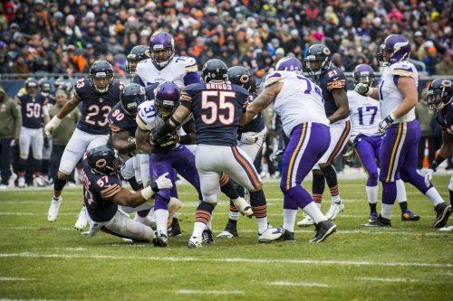 Chicago Bears vs Minnesota Vikings