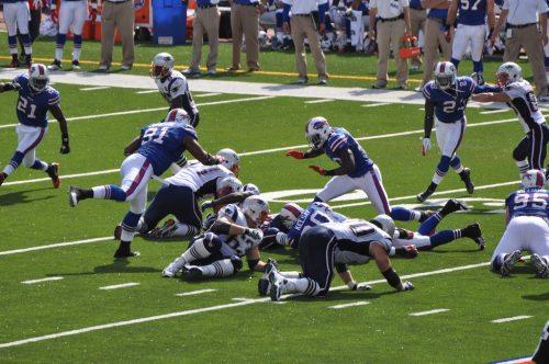 Buffalo Bills vs New England Patriots
