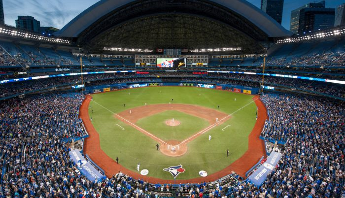 Rogers Center skydome