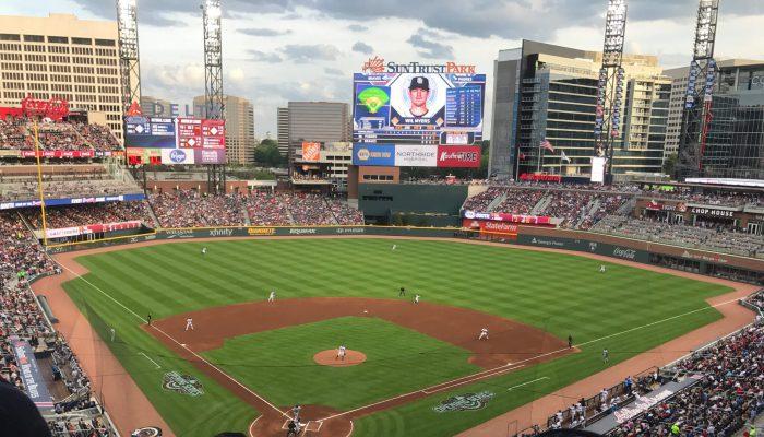 Truist Park ballpark