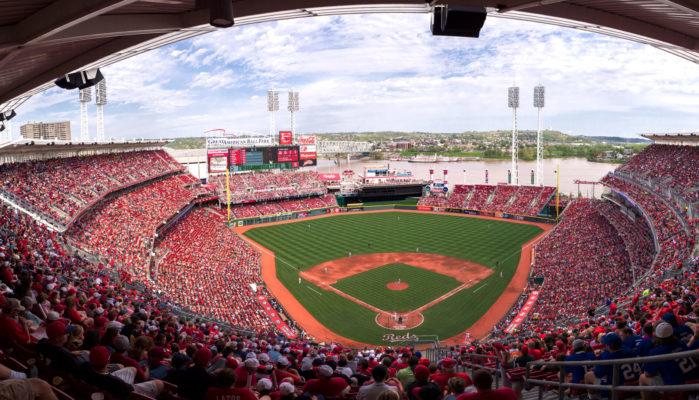 Cincinnati Reds Great American Ball Park