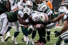 Miami Dolphins vs New York Jets