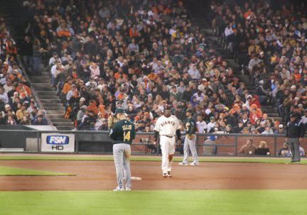 Giants vs Athletics