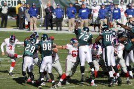 New York Giants vs Philadelphia Eagles