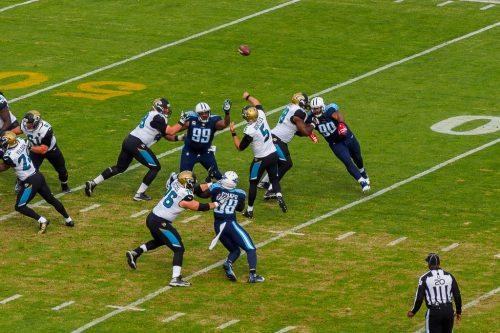 Jacksonville Jaguars vs Tennessee Titans