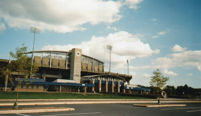 Dix Stadium Kent State University