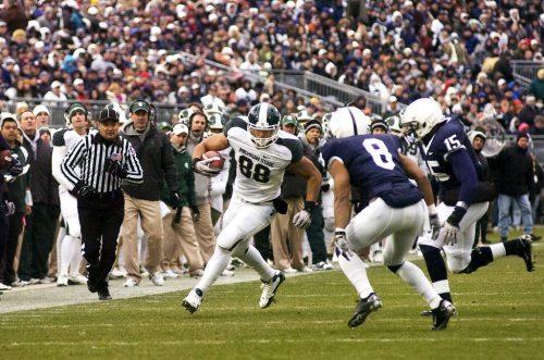 MSU Vs Penn State