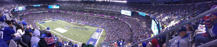 MetLife Stadium New York Giants