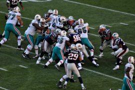 England Patriots vs Miami Dolphins