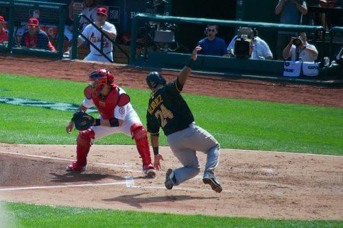 Pirates vs Cardinals baseball game