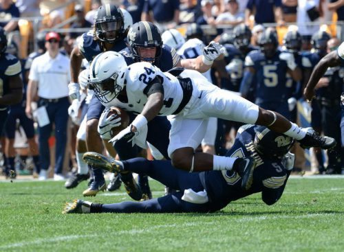 Pitt Panthers vs Penn State Nittany Lions football game