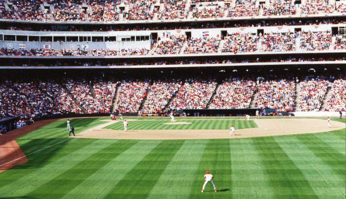 Texas Rangers vs Milwaukee Brewers baseball game