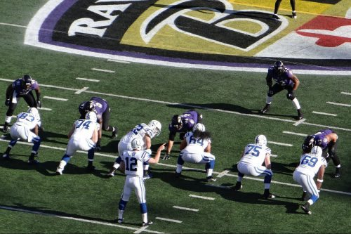 Baltimore Ravens vs Indianapolis Colts