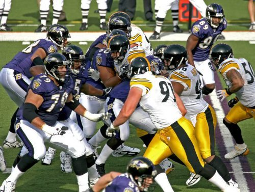 Baltimore Ravens vs Pittsburgh Steelers