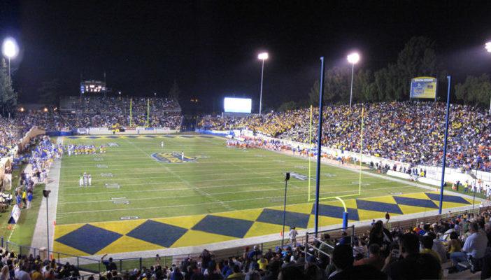 Spartan Stadium San Jose State Spartans football game