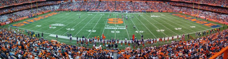 Home of the Syracuse Orange Carrier Dome