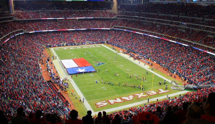 Houston Texans flat at NRG Stadium