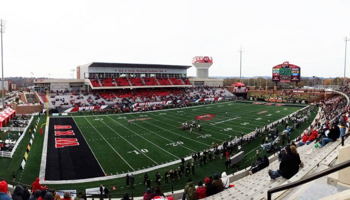 Houchens Industries L T Smith Stadium WKU Hilltoppers