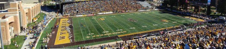 War Memorial Stadium Wyoming Cowboys