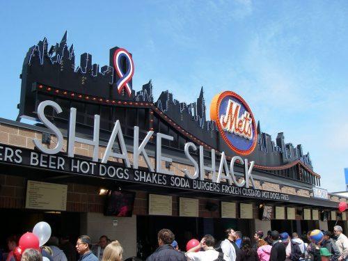 Shake Shack New York Mets