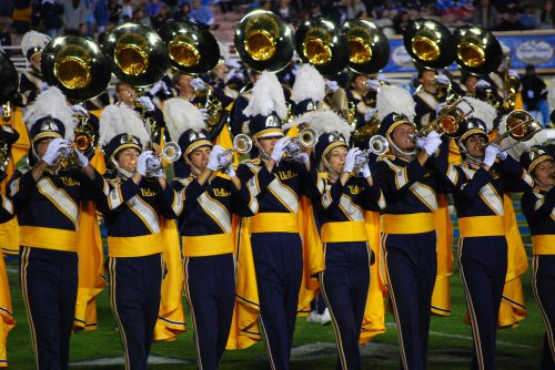 UCLA Bruins That Solid Gold Sound