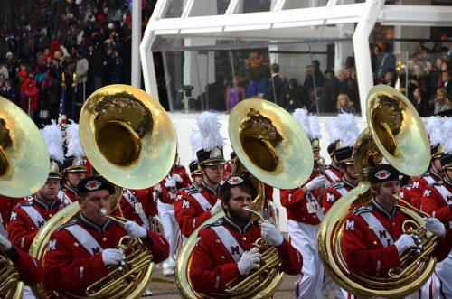 Miami University Marching Band