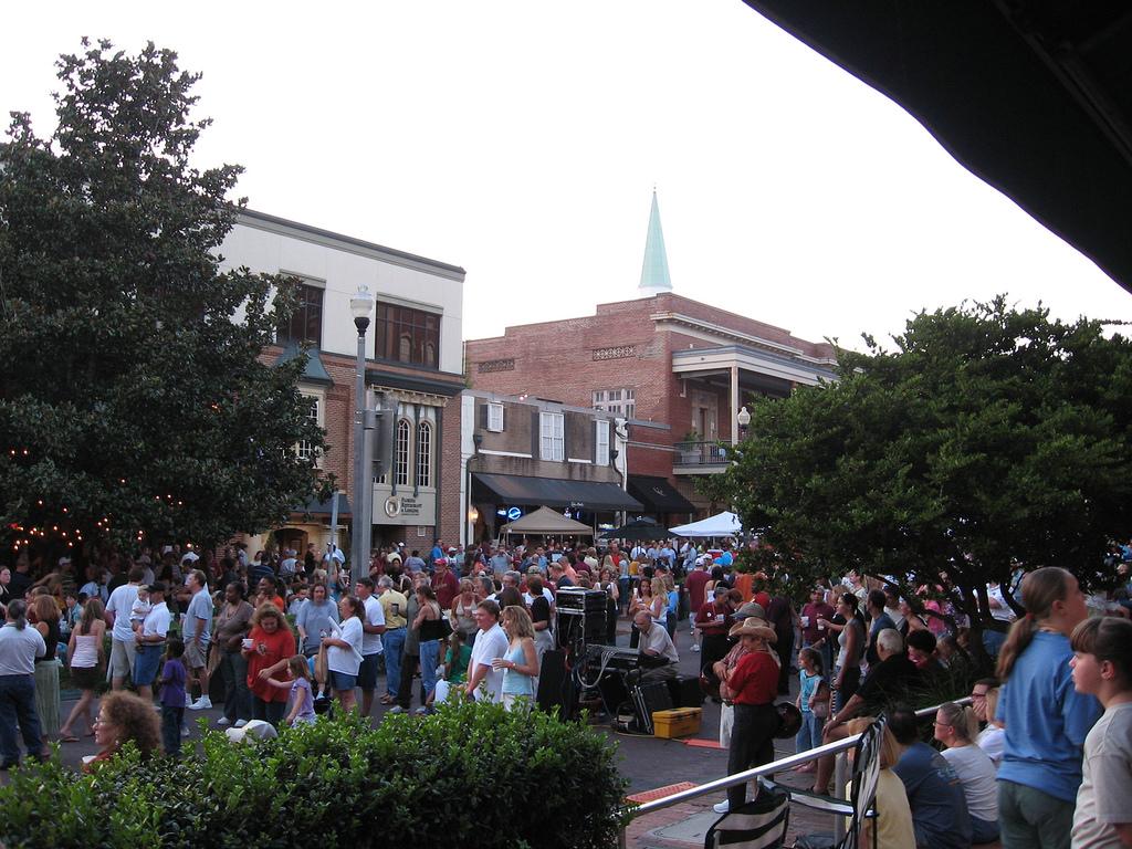 Downtown Getdown Florida State Seminoles