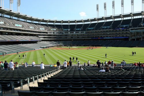 Progressive Field Home of the Cleveland Indians