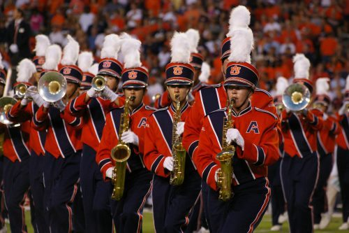 Auburn Tigers Marching Band