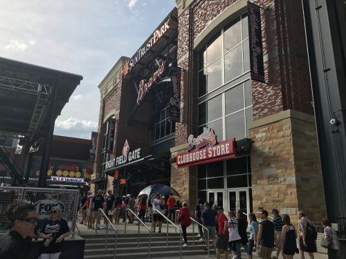 Auhtentic Store Atlanta Braves