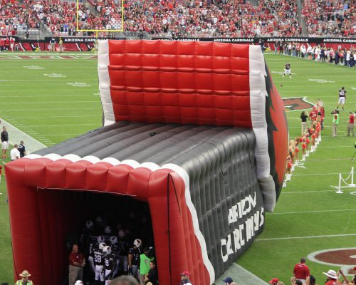 Arizona Cardinals State Farm Stadium football game