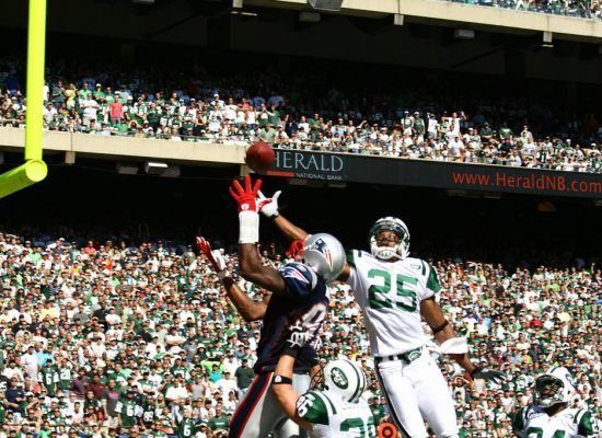 NFL New York Jets players football game