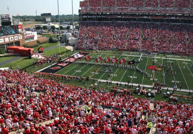 Louisville Cardinals football Pre Game Show