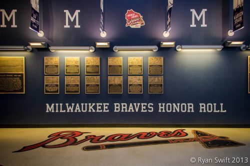 Milwaukee Braves Honor Roll