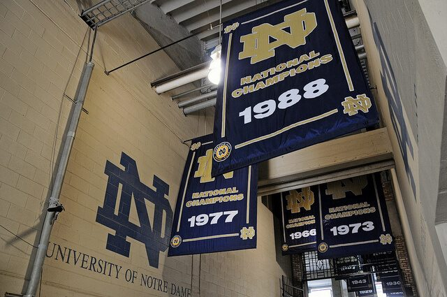 Notre Dame Tunnel