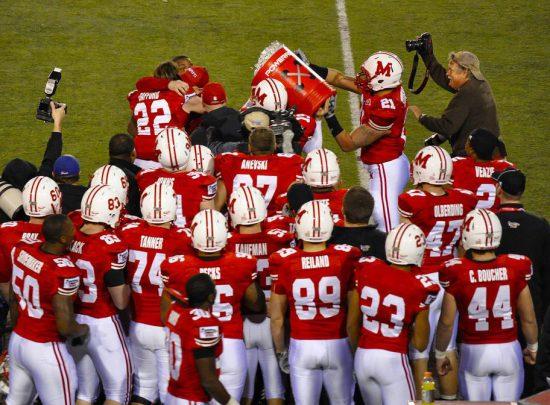 Miami RedHawks football players