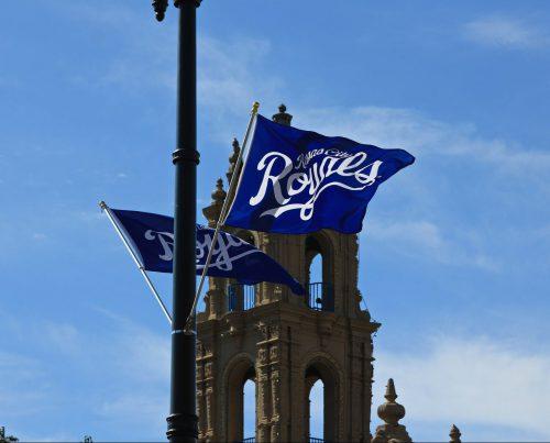 Kansas City Royals flags