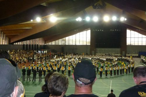 Pregame Concert Iowa Hawkeyes