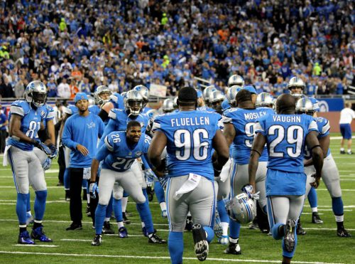 Detroit Lions football tradition Thanksgiving Day Game