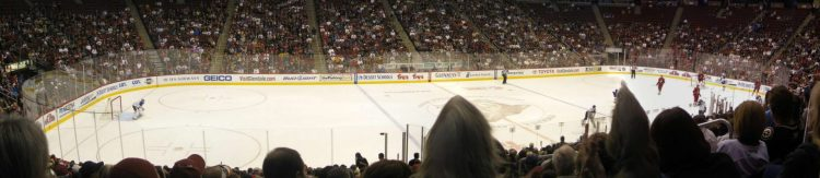 Arizona Coyotes stadium Gila River Arena