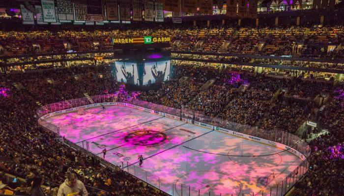 Boston Bruins vs Florida Panthers game