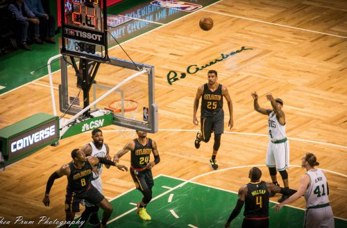 Atlanta Hawks vs Boston Celtics game